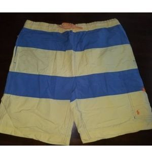 Polo Ralph Lauren Large Mens Swim Trunks